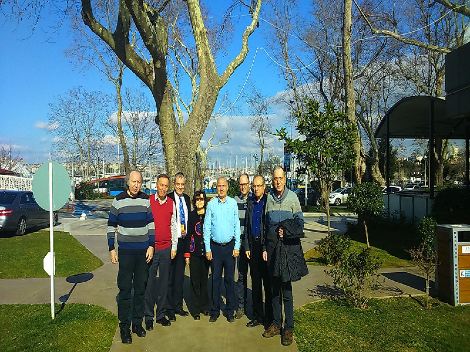 Kahvaltılı Toplantı – İstanbul Şubesi