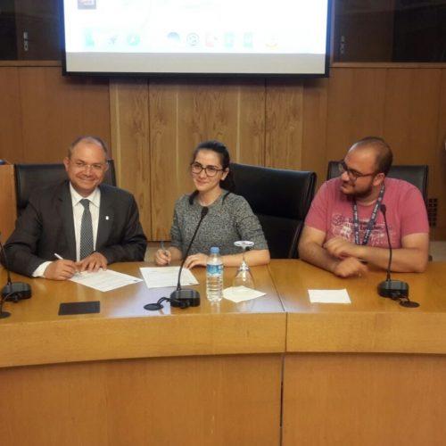 HÜ Öğrenci Temsilciler Konseyi ile HÜMED Arasında İşbirliği Sözleşmesi İmzalandı