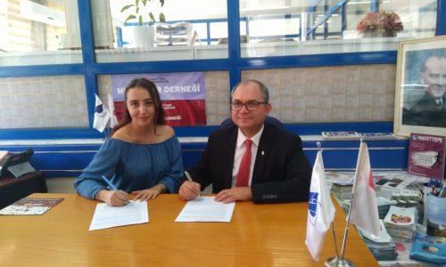 HÜMED ve HÜMDAT İşbirliği Sözleşmesi İmzalandı
