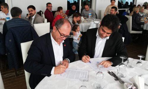 HÜMED ile Çeviri Projesi Yönetim Platformu TranslateWith.us Arasında İşbirliği Protokolü İmzalandı