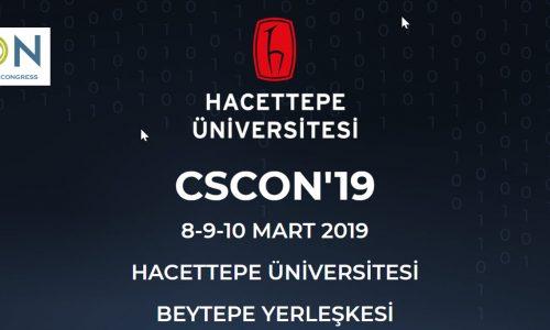 IEEE Turkey CSCON'19 Etkinliği Beytepe'de