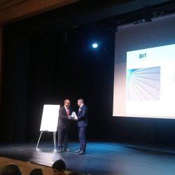 ERKİN ŞAHİNÖZ ile HÜMED EKONOMİ ZİRVESİ : Yıkıcı İnovasyon Blok Zinciri Konferansı Yapıldı