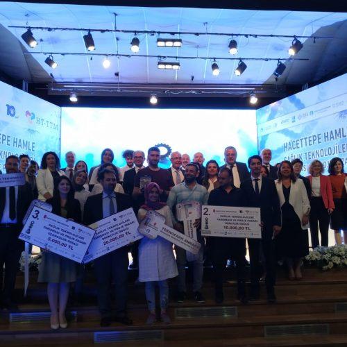 HT-TTM Hacettepe Hamle Sağlık Teknolojileri Yarışması ve Proje Pazarı Etkinliği Yapıldı