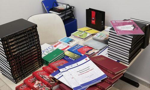 HÜMED Kitap Bağışı Şırnak Uludere Hilal Şeyhan Ortaokulu'na Ulaştı