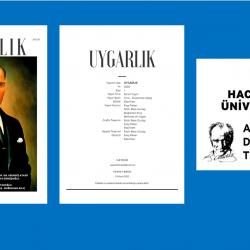 e-Dergi UYGARLIK İlk Sayısı ile Yayım Yaşamına Başladı