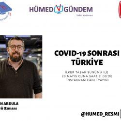 HÜMED v-GÜNDEM #7 : Covid-19 Sonrası Türkiye