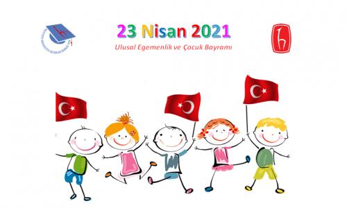 23 Nisan için Çocuklarımızdan Video Mesajları
