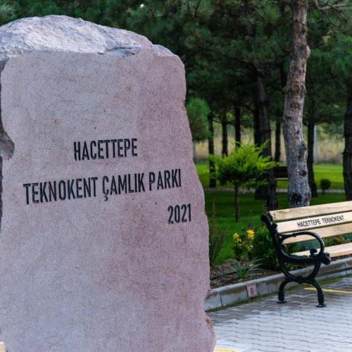Hacettepe Teknokent'ten İki Yeni Park Açılışı