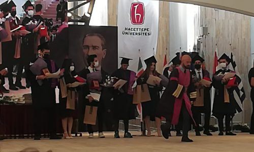 HÜ 2021 Mezuniyet Günleri – Tıp Fakültesi 53. Dönem Mezunları Diplomalarını Aldı